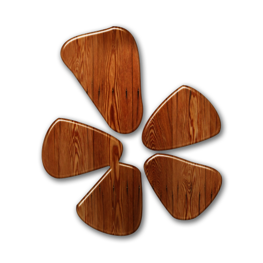 Wooden Yelp