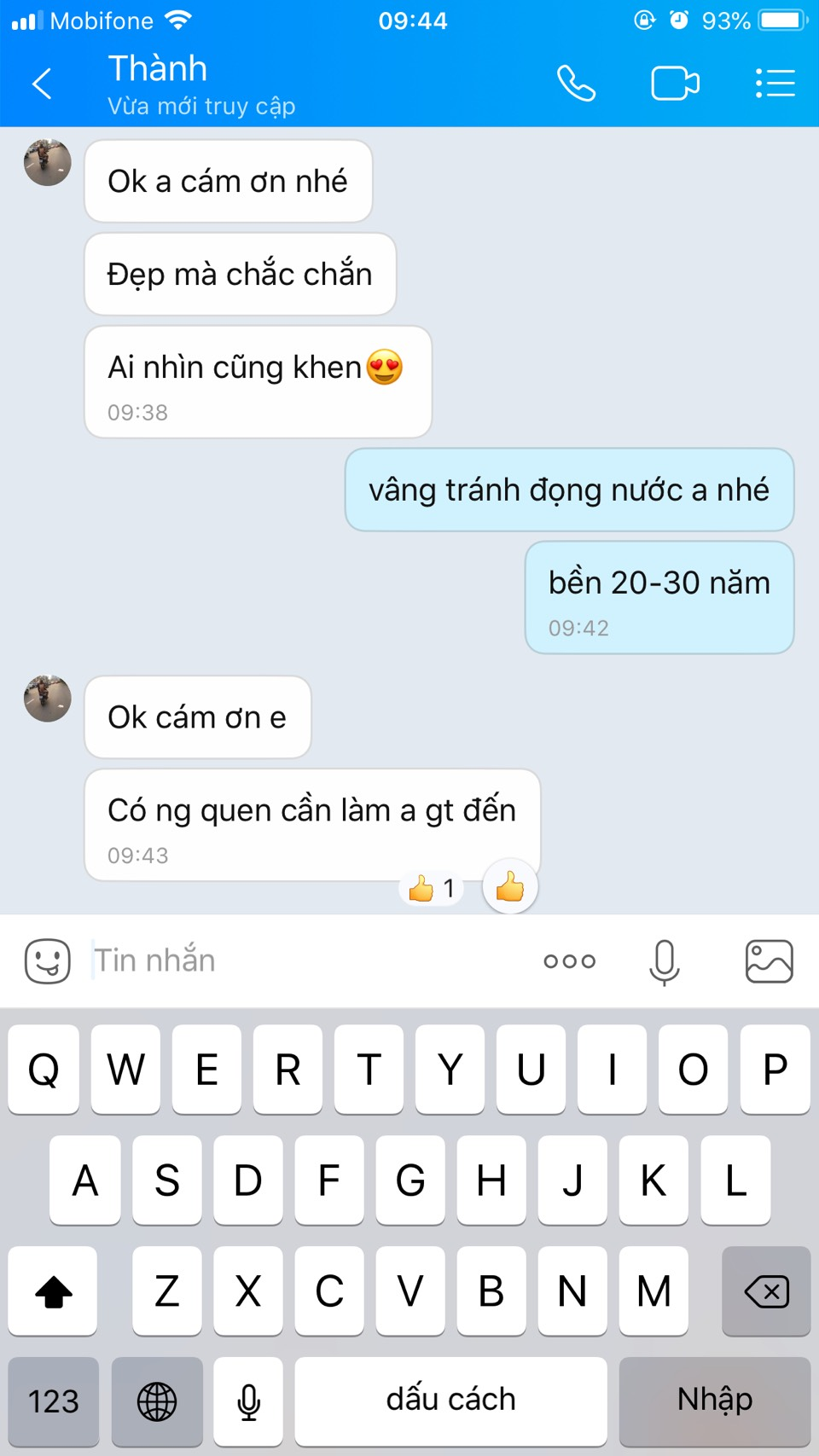 cam on anh thanh ung ho full phong cuoi tai le gia