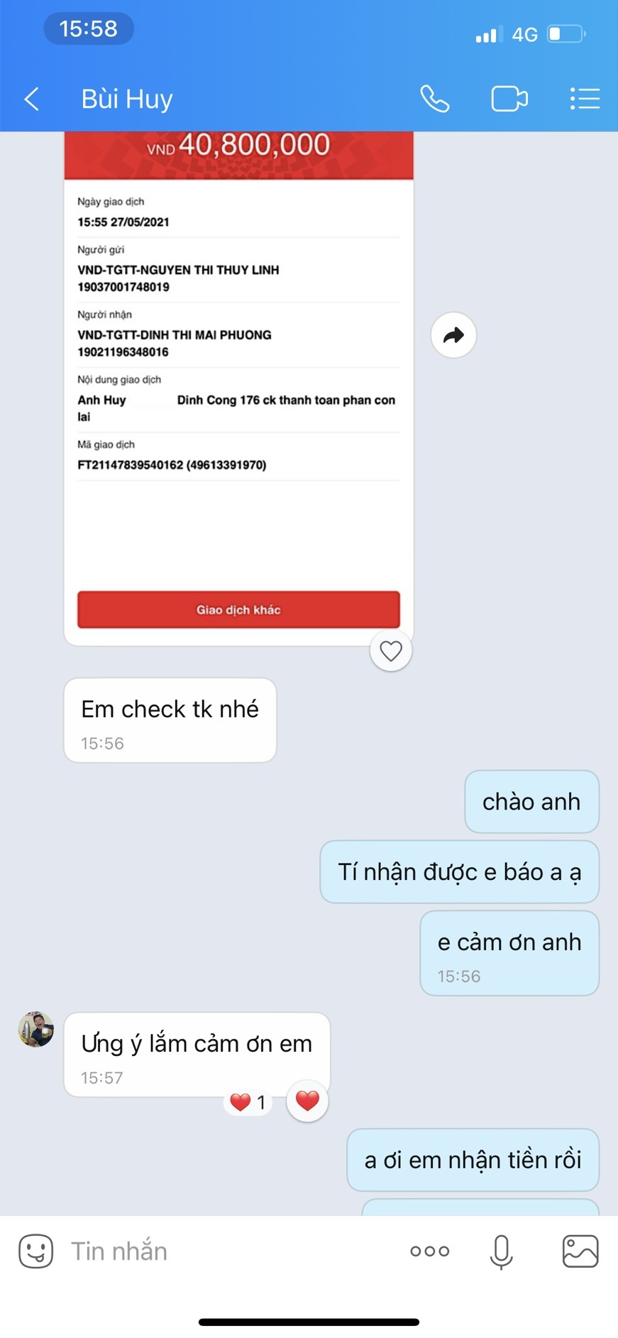 anh huy dinh cong rat ung khi dat full noi that le gia